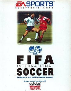 FIFA International Soccer per Amiga