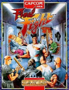 Final Fight per Amiga