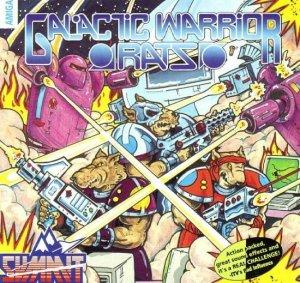 Galactic Warrior Rats per Amiga