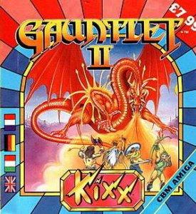Gauntlet 2 per Amiga