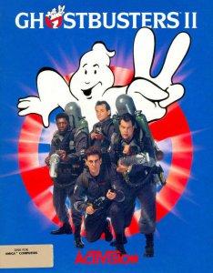 Ghostbusters II per Amiga