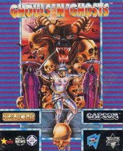 Ghouls'n'Ghosts per Amiga