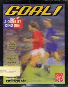 Goal! per Amiga