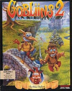 Gobliins 2: The Prince Buffoon per Amiga