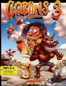 Goblins 3 per Amiga