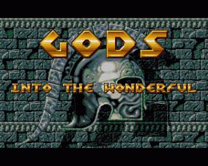 Gods per Amiga