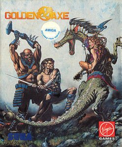 Golden Axe per Amiga