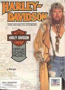 Harley-Davidson: The Road to Sturgis per Amiga