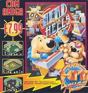Head Over Heels per Amiga