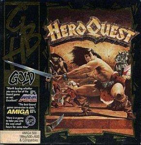 Hero Quest per Amiga