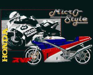 Honda RVF per Amiga