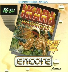Ikari Warriors per Amiga