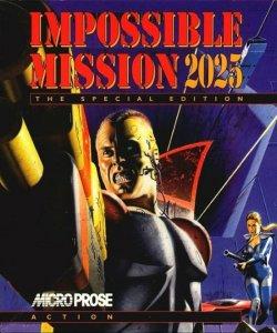Impossible Mission 2025 per Amiga
