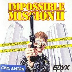 Impossible Mission II per Amiga