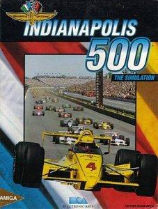 Indianapolis 500 per Amiga