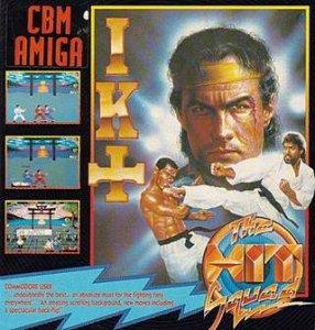 International Karate + per Amiga