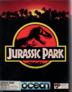 Jurassic Park per Amiga