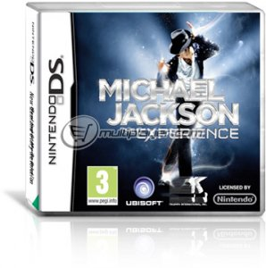 Michael Jackson: The Experience per Nintendo DS