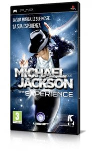 Michael Jackson: The Experience per PlayStation Portable