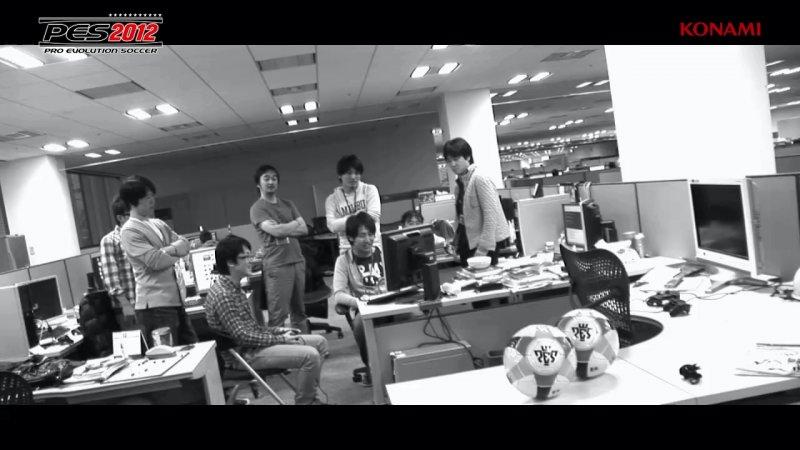 Il calcio secondo Konami