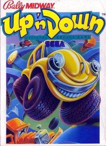 Up 'n Down per Atari 2600