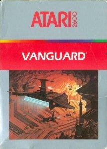 Vanguard per Atari 2600
