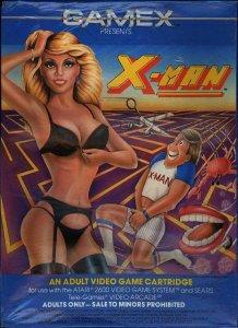 X-Man per Atari 2600