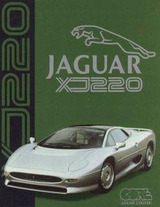 Jaguar XJ220 per Amiga
