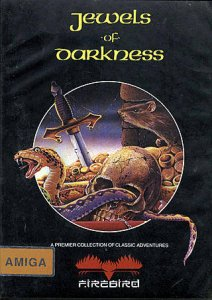 Jewels of Darkness per Amiga