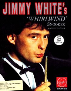 Jimmy White's Whirlwind Snooker per Amiga