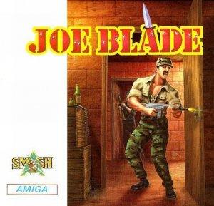 Joe Blade per Amiga