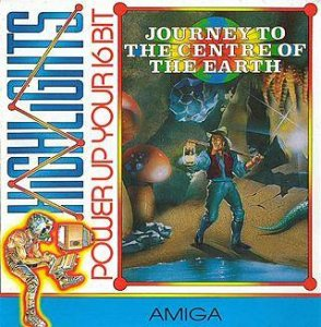 Journey To The Center Of The Earth per Amiga