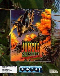 Jungle Strike per Amiga