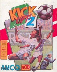 Kick Off 2 per Amiga