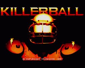 Killerball per Amiga