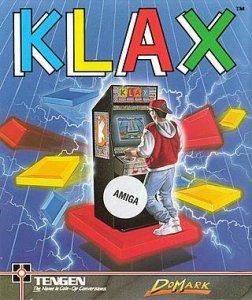 Klax per Amiga