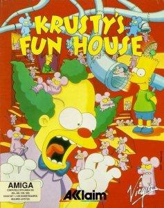 Krusty's Super Fun House per Amiga