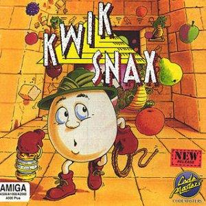 Kwik Snax per Amiga