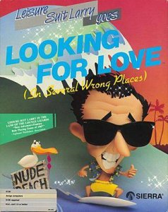 Leisure Suit Larry Goes Looking for Love (In Several Wrong Places) per Amiga