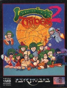 Lemmings 2: The Tribes per Amiga