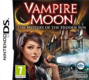 Vampire Moon: The Mystery of the Hidden Sun per Nintendo DS
