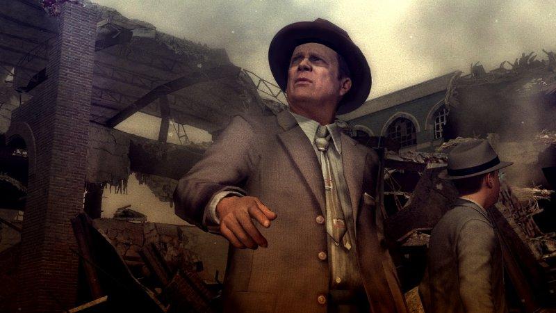 Hideo Kojima tesse le lodi del MotionScan di L.A. Noire