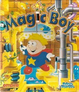 Magic Boy per Amiga