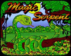 Magic Serpent per Amiga