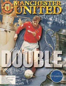Manchester United: The Double per Amiga