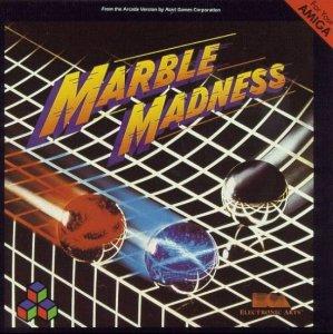 Marble Madness per Amiga