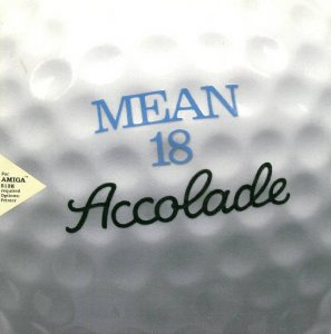 Mean 18 Golf per Amiga