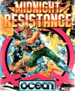 Midnight Resistance per Amiga