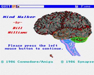 Mindwalker per Amiga