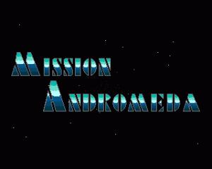 Mission Andromeda per Amiga